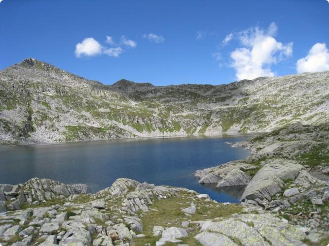 Lago della vacca for Planimetrie della cabina del lago